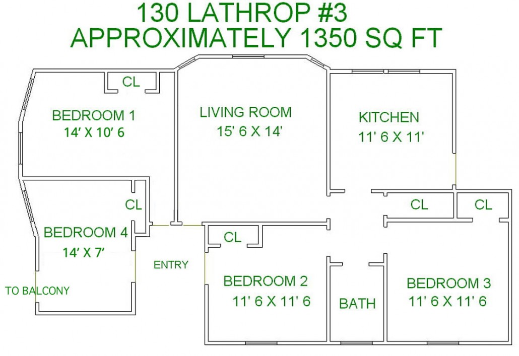 130 Lathrop St 3 4 Br Tallard Apartment Llc